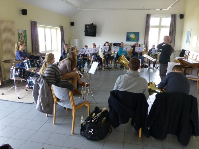 Blechbläser-Workshop