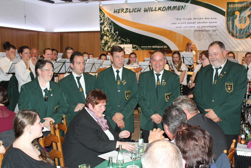 Oster- und Zusatzkonzert 2014
