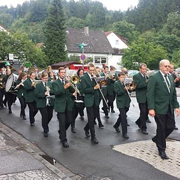 Schützenfest Solingen-Unterburg 2014