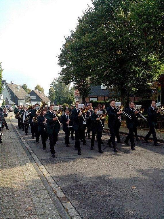 Schützenfest Agathaberg 2014