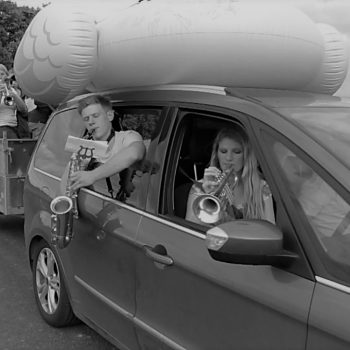 Band in a Car statt Band in a Box