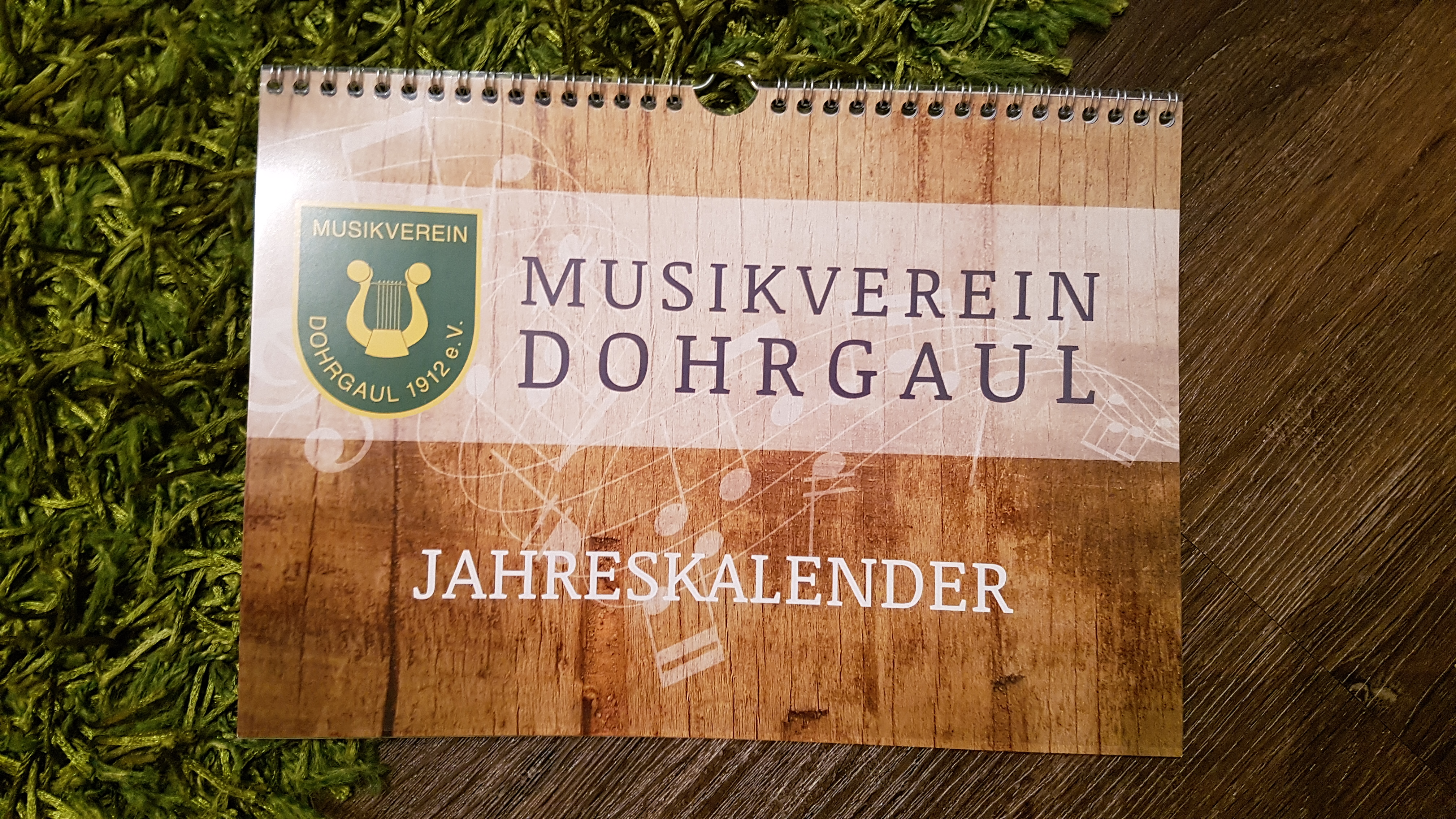 Eigener Blasmusik-Kalender!