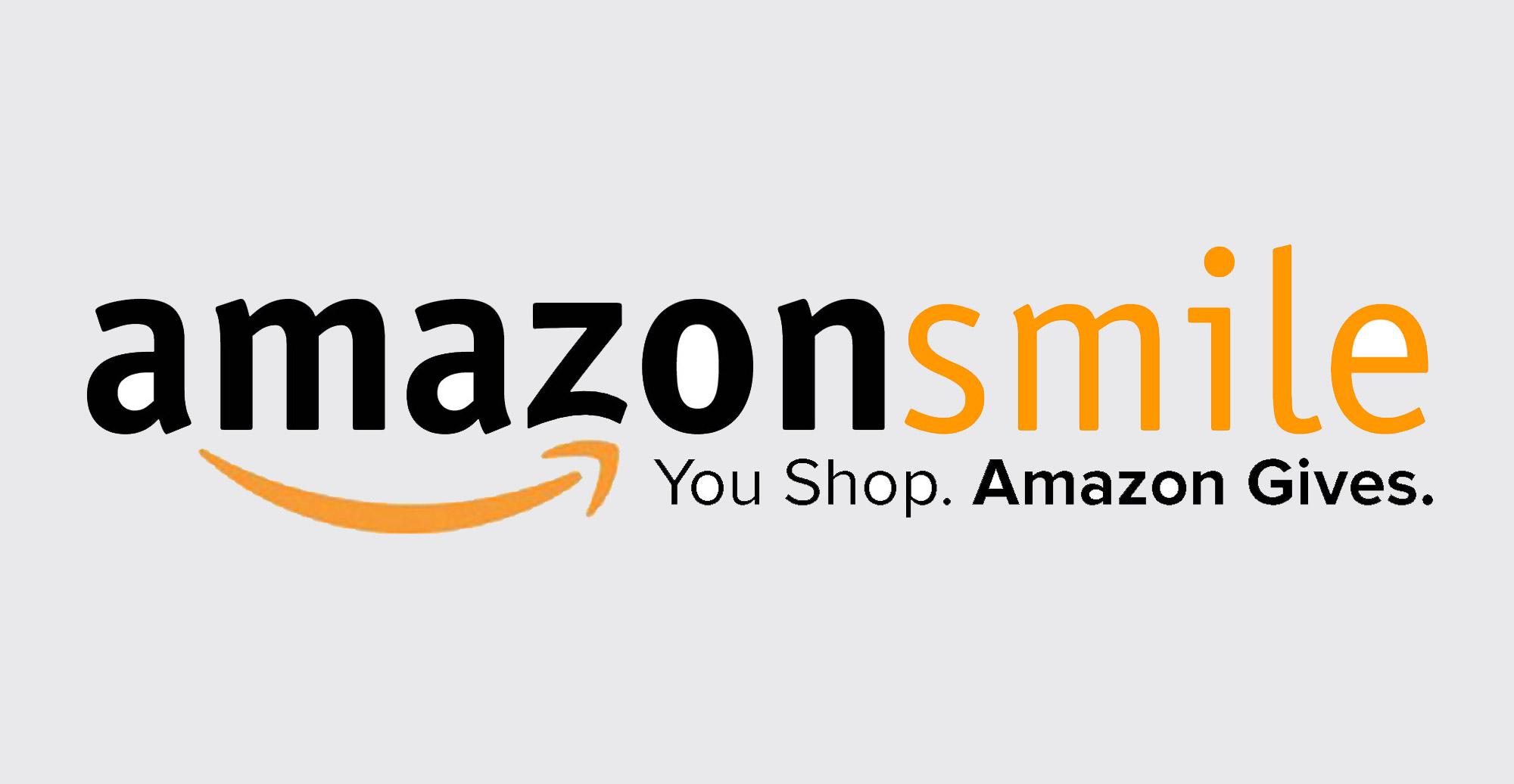 Wir sind jetzt bei Amazon Smile!