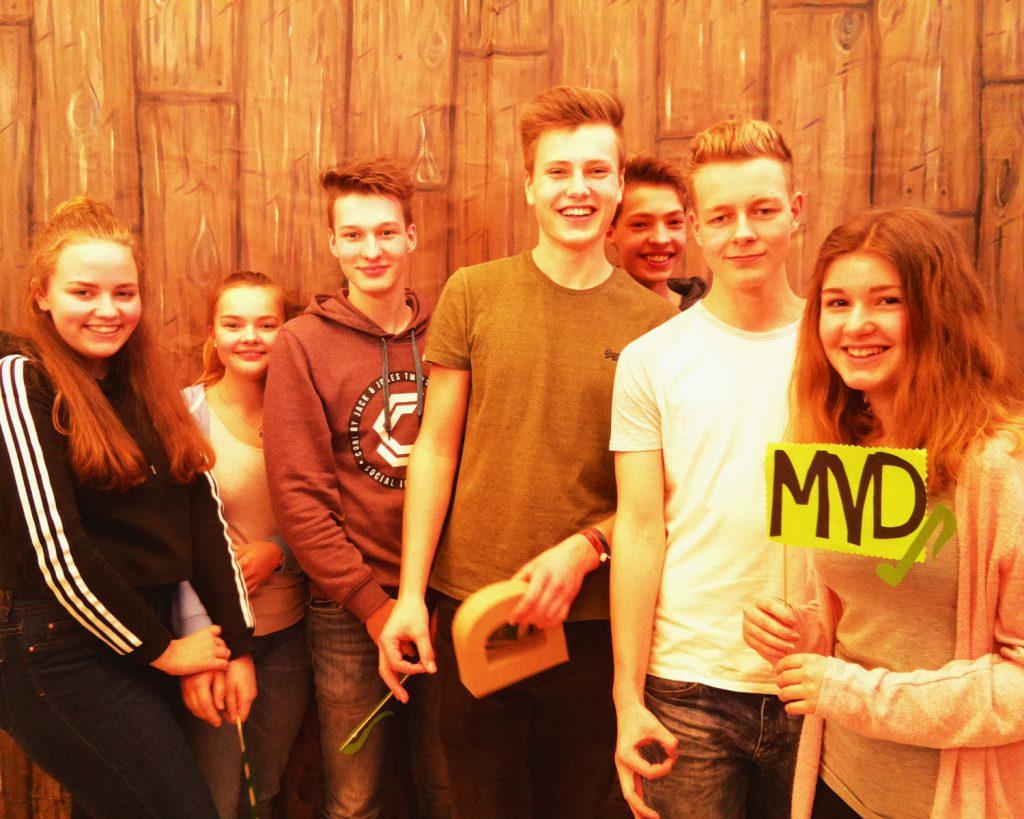 Jahreshauptversammlung 2018 - Musikverein Dohrgaul