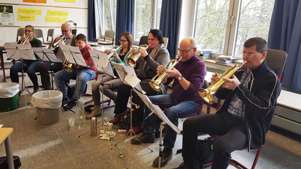 Probenwochenende 2018 - Musikverein Dohrgaul