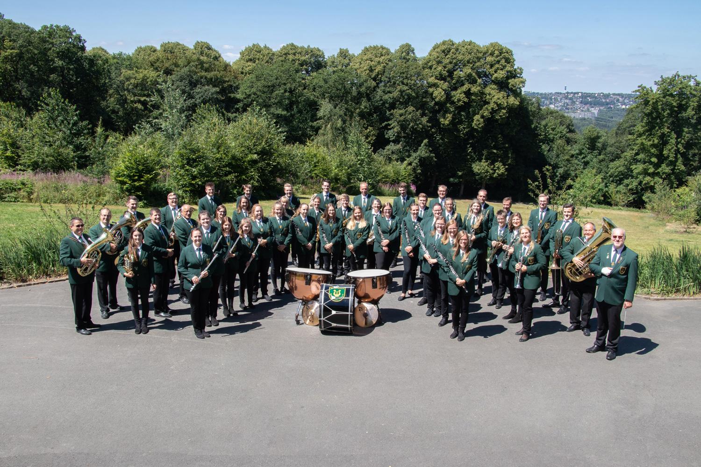 Vereinsfoto Musikverein Dohrgaul
