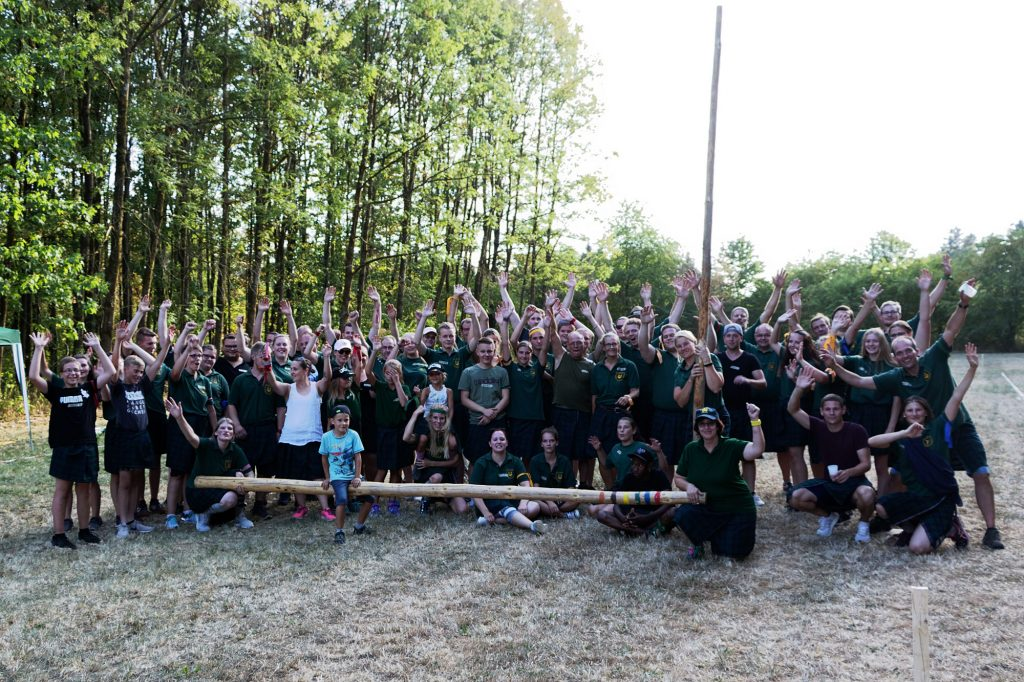 Wandertag 2018: Highland Games