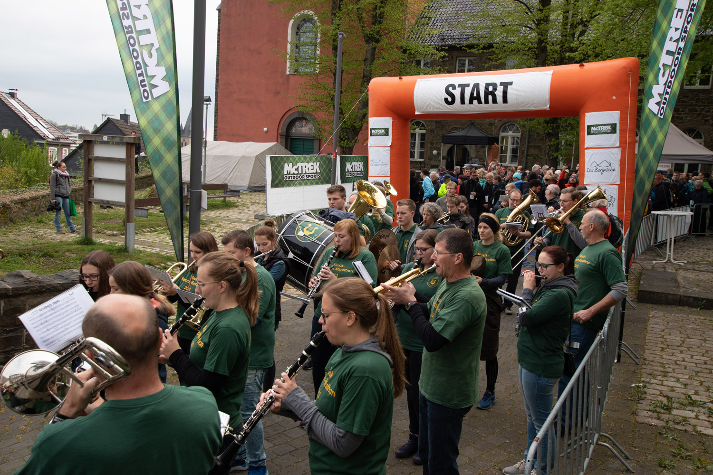 Musik-Marsch-Marathon und die Bergische 50