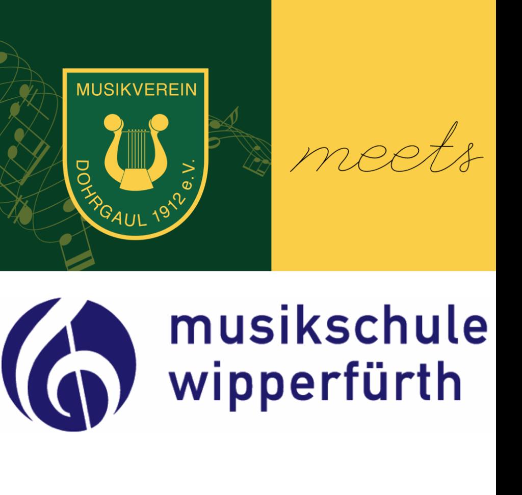Musikverein Dohrgaul meets Musikschule Wipperfürth