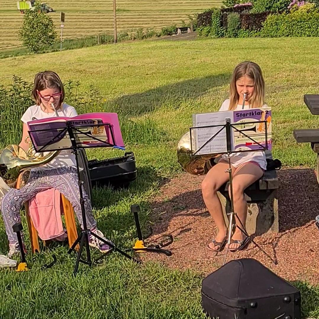 Neues Junior-Orchester